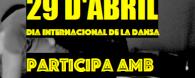 """La Universitat de València celebra el Dia Internacional de la Dansa amb un Flash Mob davant la Facultat de Magisteri  El proper dimecres 29 […]<!-- AddThis Sharing Buttons below -->                 <div class=""""addthis_toolbox addthis_default_style addthis_"""" addthis:url='http://dinamitzacio.blogs.uv.es/2015/04/23/flash-mob-davant-la-facultat-de-magisteri/' addthis:title='Flash Mob davant la Facultat de Magisteri' >                     <a class=""""addthis_button_preferred_1""""></a>                     <a class=""""addthis_button_preferred_2""""></a>                     <a class=""""addthis_button_preferred_3""""></a>                     <a class=""""addthis_button_preferred_4""""></a>                     <a class=""""addthis_button_compact""""></a>                     <a class=""""addthis_counter addthis_bubble_style""""></a>                 </div>"""
