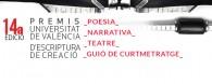 """Els Premis Universitat de València d'Escriptura de creació arriben enguany a la seua catorzena edició amb l'índex de participació més elevat fins ara, amb un […]<!-- AddThis Sharing Buttons below -->                 <div class=""""addthis_toolbox addthis_default_style addthis_"""" addthis:url='http://dinamitzacio.blogs.uv.es/2017/07/13/els-premis-universitat-de-valencia-descriptura-de-creacio-ja-tenen-guanyadors/'  >                     <a class=""""addthis_button_preferred_1""""></a>                     <a class=""""addthis_button_preferred_2""""></a>                     <a class=""""addthis_button_preferred_3""""></a>                     <a class=""""addthis_button_preferred_4""""></a>                     <a class=""""addthis_button_compact""""></a>                     <a class=""""addthis_counter addthis_bubble_style""""></a>                 </div>"""